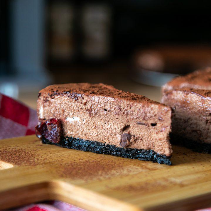 Chocolademousse-taart
