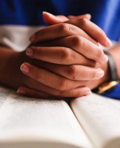 Studie - De kracht van voorbede