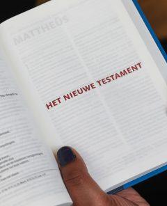 Studie - Hoe maken we aanspraak op Gods testament