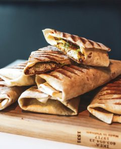 Lifestyle - Recept: honing mosterd wrap
