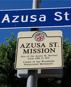 Inspiratie - Opwekking in Azusa Street