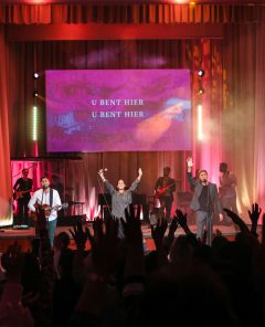 Lifestyle - Opwekking in the blessing kerk