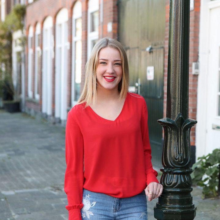 Lifestyle - Share your story Tessa van Swieten