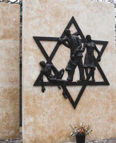 Monument - Gedenk wat Amalek u gedaan heeft